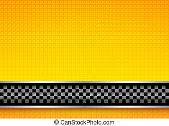 Racing template, vector illustration 10eps