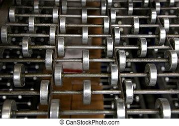 Rack bearings