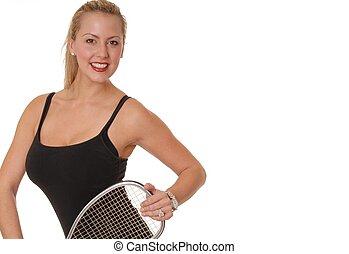 Racket Girl 10