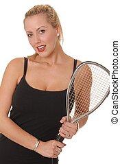 Racket Girl 2
