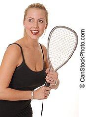 Racket Girl 3