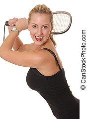 Racket Girl 4