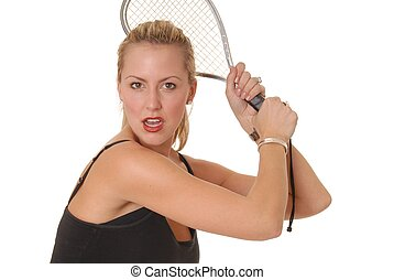 Racket Girl 5