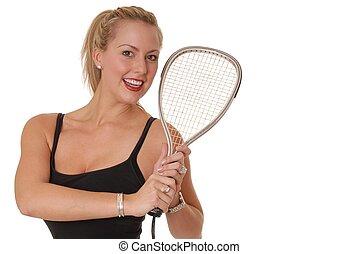 Racket Girl 6