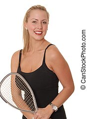 Racket Girl 8