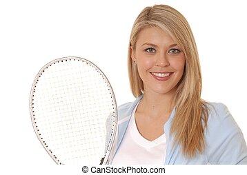 Racket Girl