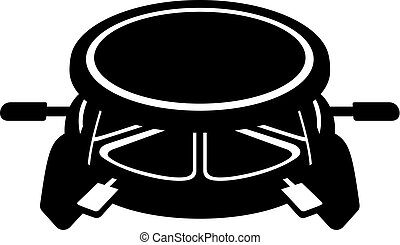 Grill Pan Clipart Vector Graphics 2 022 Grill Pan Eps