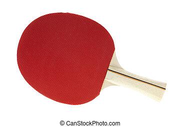 racquet, tischtennis