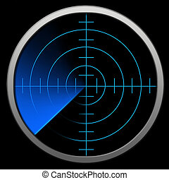 radar, digitale
