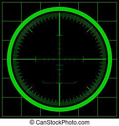 radar, schermo