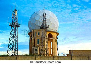 Radar Station in Dingli
