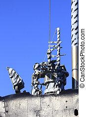radar system antenna maritime