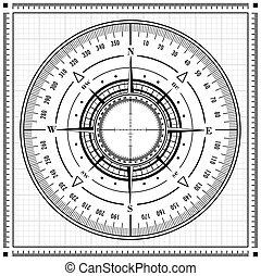 radar, windroos