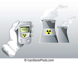 radiação, cuidado