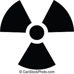 radiación, peligro