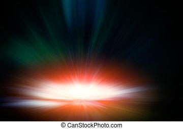 star light effect