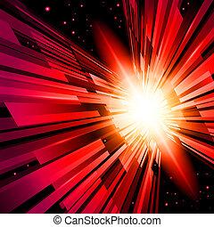 radiance, rood