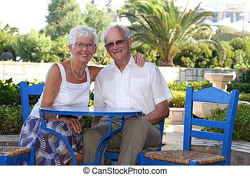 radiant, couples aînés