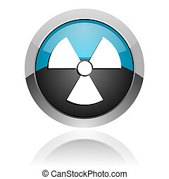 radiation icon