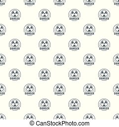 Radiation pattern vector seamless repeat for any web design