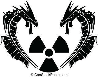 radiation reptiles