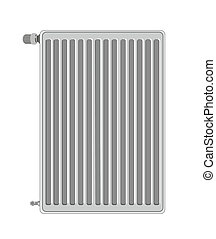 Radiator - A vector illustration of radiator