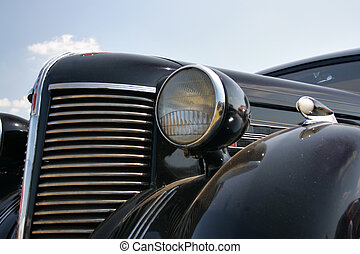 Radiator enclosure 1930s - Classic and vintage cars - ...