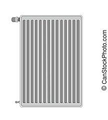 Radiator - A vector illustration of radiator