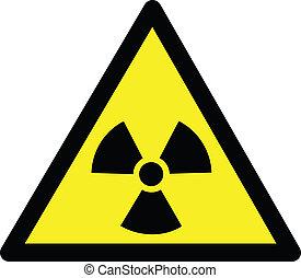 radiazione, pericolo