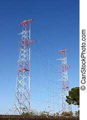 radio, antena