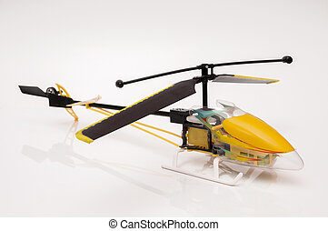 radio control helicopter - radio controlled helicopter on a ...