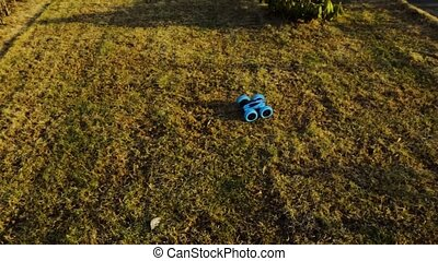 Radio controlled model car . Toys with remote control. Free...