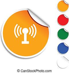 Radio icon.