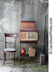 radio, ouderwetse