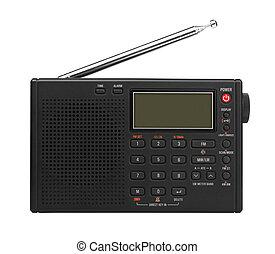 Image de metteur r cepteur radio portable portable for Radio numerique portable
