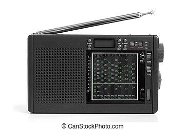 radio, récepteur