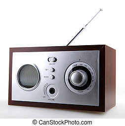 radio, retro