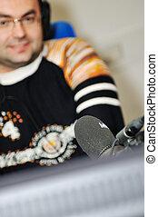 radio staiton