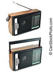 radio transistor