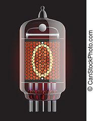 Radio tube 0