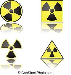 radioaktív