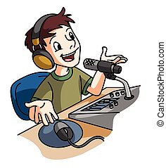 radiodiffuseur