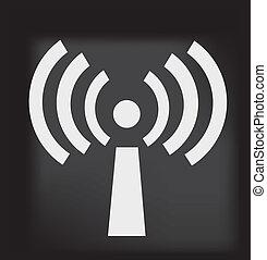 radiowy, ikona
