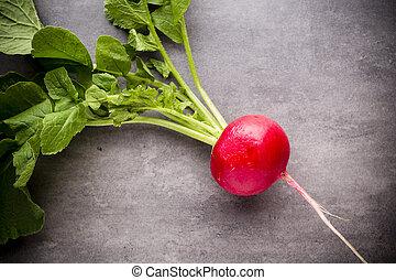 radish.