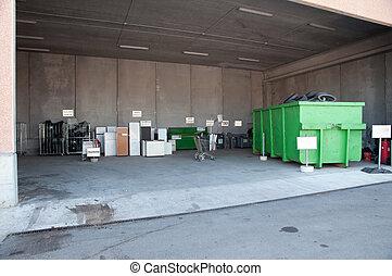 (raee), recycling środek, włoski