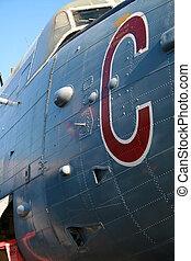 RAF Shackleton Aircraft