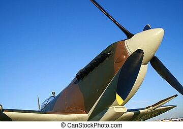 RAF Spitfire - World War 2 Spitfire of the Royal Air Force