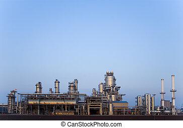 raffinerie, 7