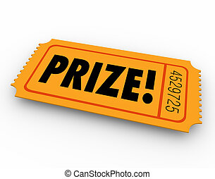 dor loto gros lot cote gagnant chanceux ticket illustration de stock recherchez des. Black Bedroom Furniture Sets. Home Design Ideas