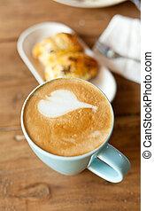 rafraîchissements, café